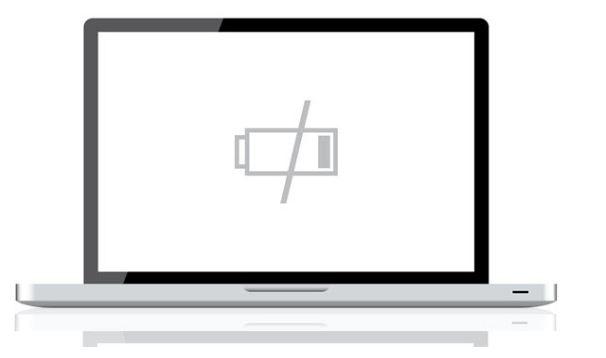 لپ تاپ شما به برق وصل است اما شارژ نمیشود؟