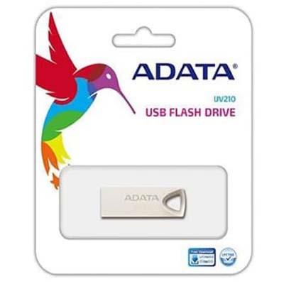 فلش مموری ای دیتا مدل Adata UV210 ظرفیت ۳۲ گیگابایت