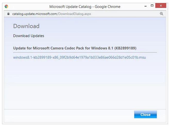 نحوه آپدیت ویندوز با استفاده از وب سایت مایکروسافت
