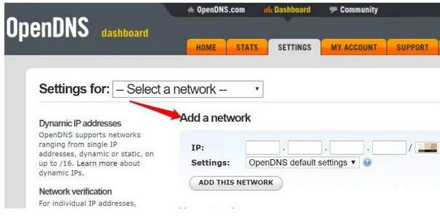 مسدود کردن سایتها با استفاده از DNS