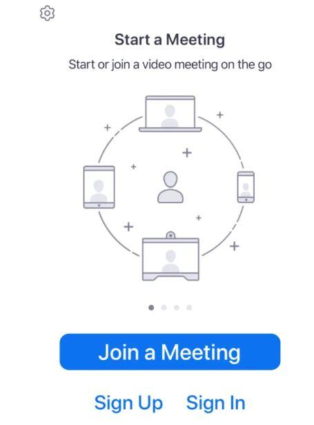 چگونه میتوان یک ویدئو کنفرانس یا جلسه را با زوم روی گوشی خود ایجاد کرد؟