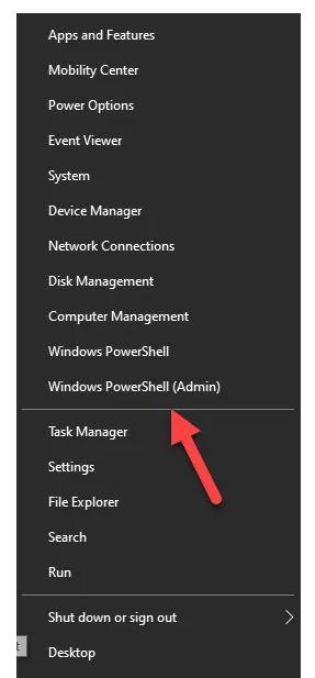 حذف درایور چاپگر با استفاده از PowerShell