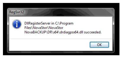 رجیستر کردن فایلهای 32 بیتی یا 64 بیتی DLL در ویندوز