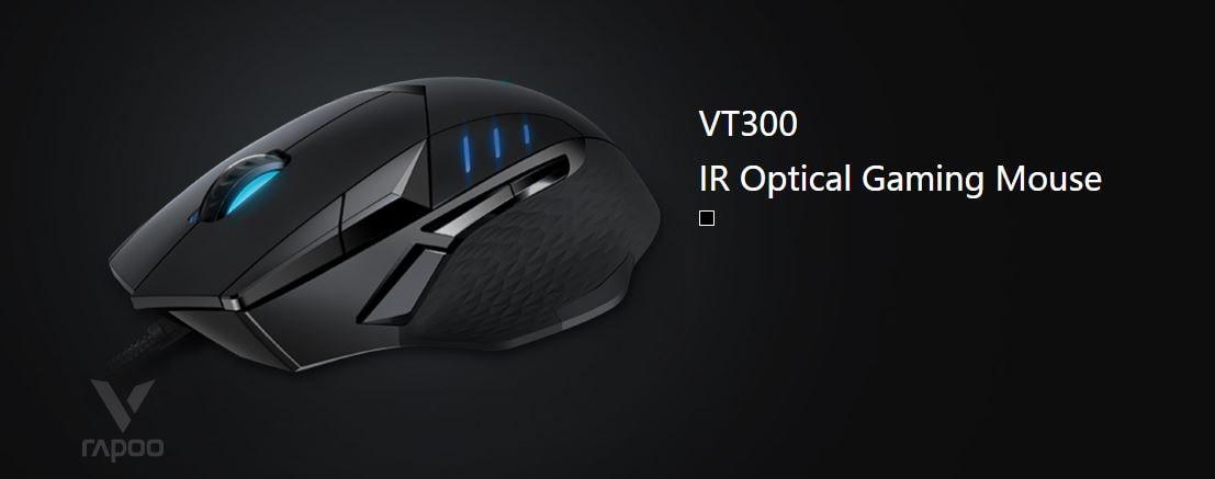 ماوس گیمینگ باسیم رپو مدل RAPOO VT300