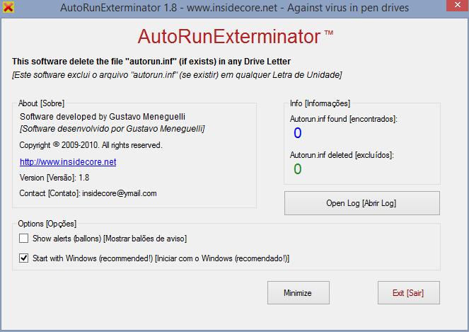 دانلود نرم افزار نمایش فایلهای مخفی فلش مموری