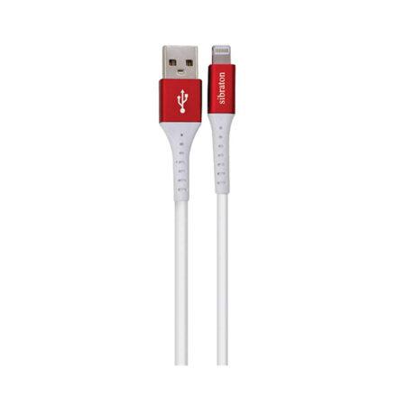 کابل تبدیل USB به لایتنینگ کینگاستار مدل k63i طول 0.25 متر