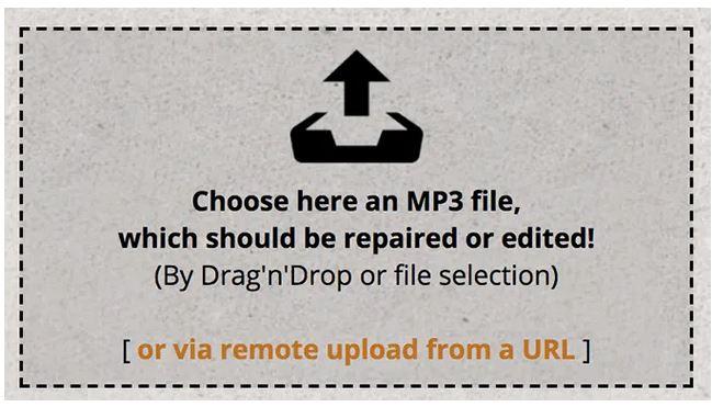 چگونه میتوان فایلهای صوتی mp3 را به صورت آنلاین تعمیر کرد؟