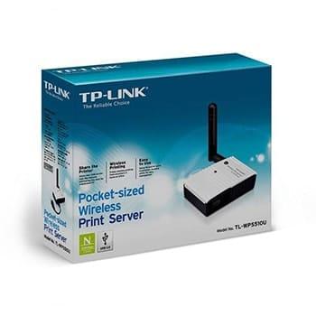 پرینت سرور بیسیم تی پی-لینک مدل TL-WPS510U