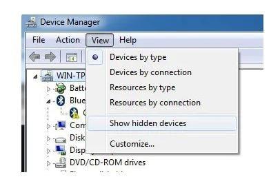 12 تا از ساده ترین روش های حل ارور USB Device not recognized در ویندوز