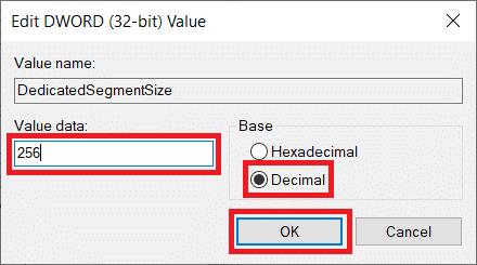 روش 2 – افزایش VRAM با استفاده از رجیستری ویندوز