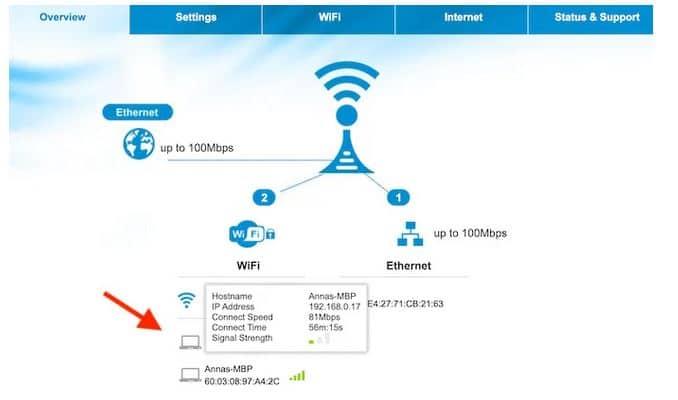 چه کسانی از وای فای (Wi-Fi) شما استفاده میکنند؟ 2 روش کاربردی برای کاربران کامپیوتر
