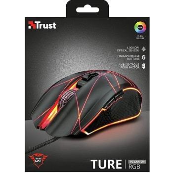 موس گیمینگ تراست مدل Trust GXT 160 Ture RGB
