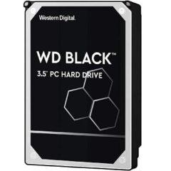 هارددیسک اینترنال بلک وسترن دیجیتال مدل WD4005FZBX ظرفیت 4 ترابایت