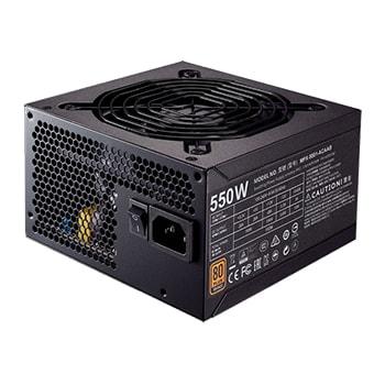 پاور کامپیوتر کولر مستر مدل Cooler Master MWE Bronze 550W
