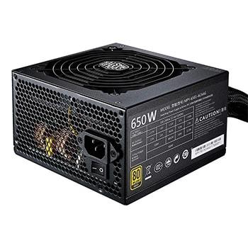 پاور کولرمستر Cooler Master MWE Gold 650 Full Modular
