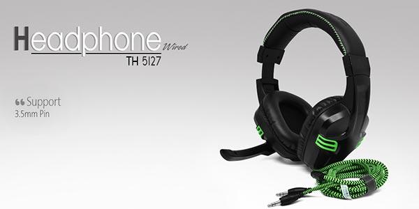 هدست گیمینگ تسکو مدل TH 5127