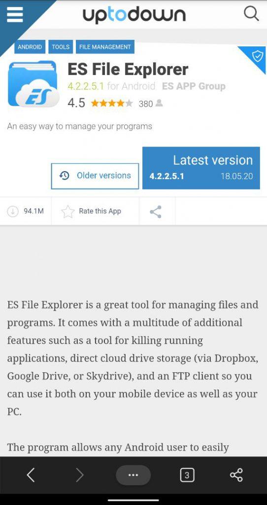 چگونه رمز وای فای را پیدا کنیم؟ با استفاده از ES File Explorer