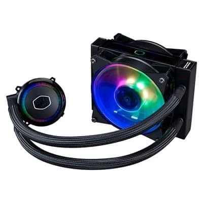 خنک کننده پردازنده کولر مستر مدل ML120RS RGB