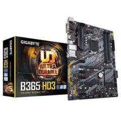 مادربرد گیگابایت مدل B365 HD3