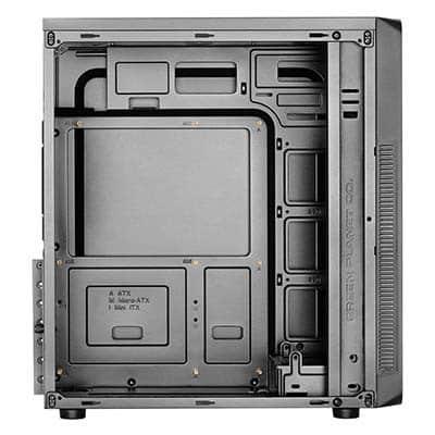 کیس کامپیوتر گرین مدل HOMA