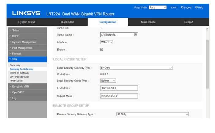نقد و بررسی روتر Linksys LRT224 Dual WAN Business Gigabit VPN