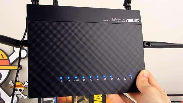 نقد و بررسی مودم روتر بی سیم دو بانده ایسوس مدل DSL-AC55U