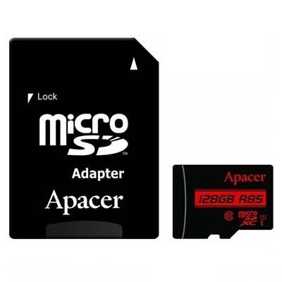 کارت حافظه اپیسر مدل Micro SDHC UHS-I کلاس 10 ظرفیت 128 گیگابایت