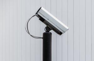 دوربین نظارتی