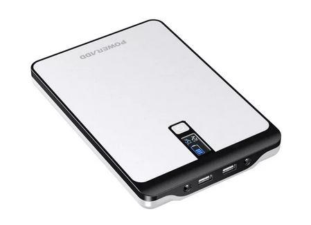 POWERADD Pilot Pro بهترین شارژر همراه لپ تاپ 32000 میلی آمپر ساعتی