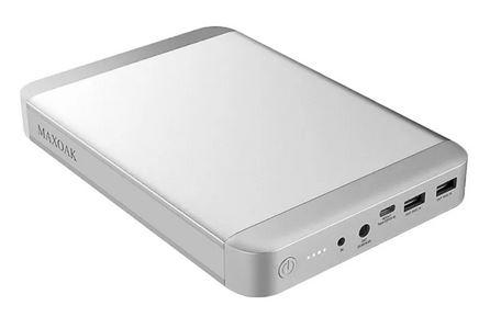 پاوربانک MaxOak Type-C برای لپ تاپ مناسب برای کاربران اپل