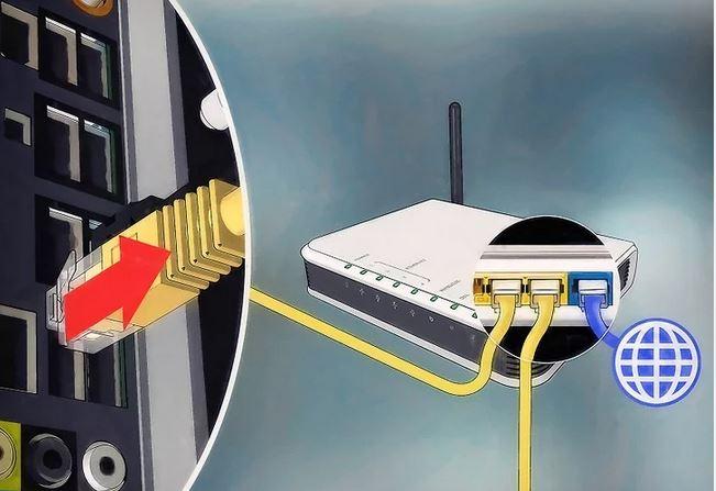 نحوه اتصال روتر دوم برای توسعه شبکه