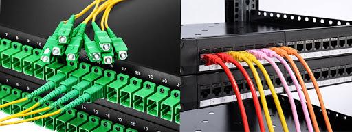 تفاوت پچ کورد و کابل شبکه