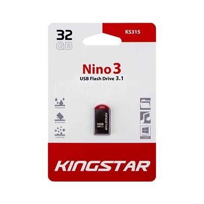 فلش مموری کینگ استار مدل KS315 Nino3.1 ظرفیت 32 گیگابایت