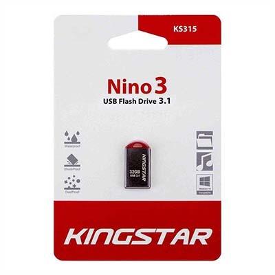 فلش مموری کینگ استار مدل KS315 Nino3.1 ظرفیت 64 گیگابایت