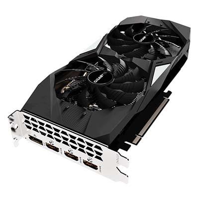 کارت گرافیک گیگابایت مدل GeForce GTX 1650 GAMING OC با حافظه 4 گیگابایت