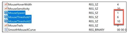 آموزش 3 روش تغییر سرعت ماوس در ویندوز
