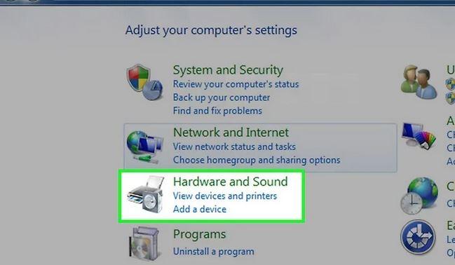 اتصال دستگاههای بلوتوثی به کامپیوتر در ویندوز 7 و ویستا