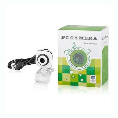 وب کم PC Camera Mini Packing