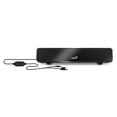مینی ساندبار جنیوس مدل USB SoundBar 100