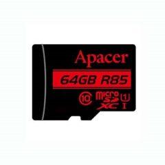 کارت حافظه microSDHC اپیسر کلاس 10 استاندارد UHS-I U1 سرعت 85MBps ظرفیت 64 گیگابایت