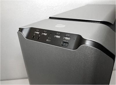 کیس کامپیوتر کولرمستر مدل Mastercase SL600M
