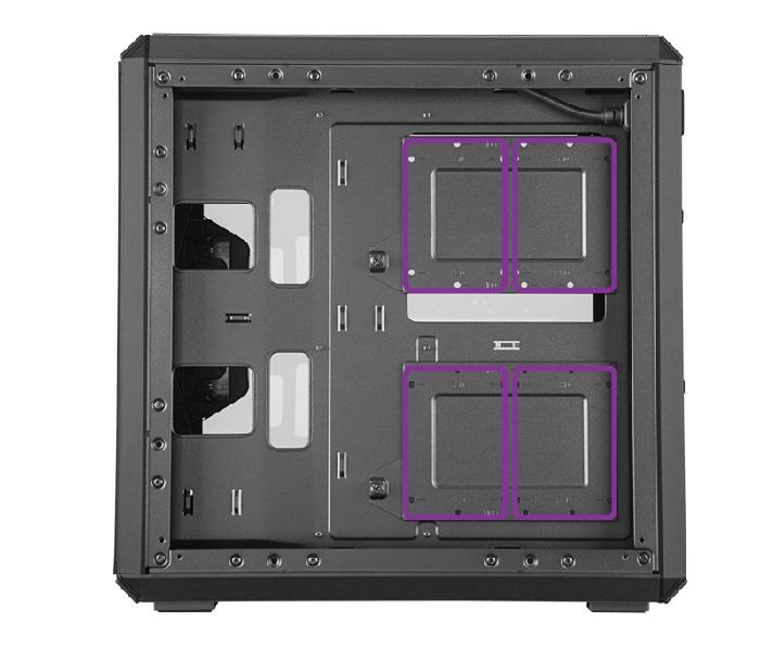 کیس کامپیوتر کولرمستر مدل MasterBox Q500L