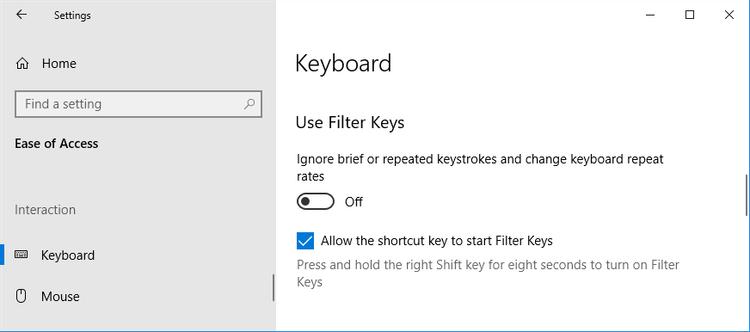 8 راه حل کار نکردن کلید ویندوز کیبورد