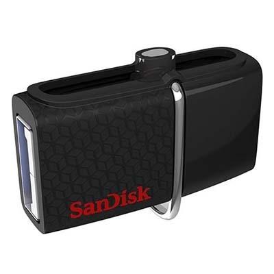 فلش مموری سن دیسک مدل Ultra Dual USB Drive 3.0 ظرفیت 64 گیگابایت