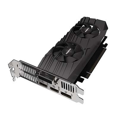 کارت گرافیک گیگابایت مدل GTX 1650 D6 OC Low Profile 4G