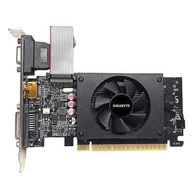 کارت گرافیک گیگابایت مدل GeForce GT 710