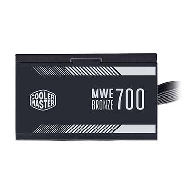 پاور کامپیوتر کولرمستر مدل MWE Bronze 700W