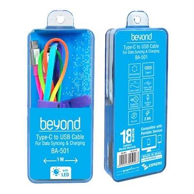کابل شارژ USB به Type-C بیاند مدل BA-501