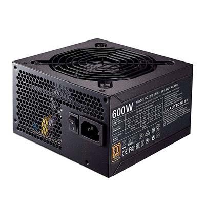 پاور کامپیوتر کولرمستر مدل MWE Bronze 600W