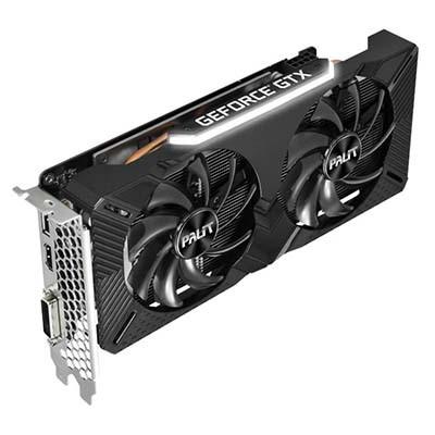 کارت گرافیک پلیت مدل GeForce GTX 1660 6GB